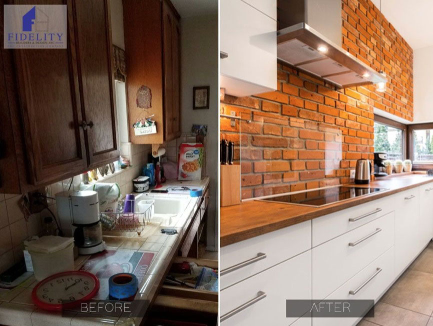 Kitchen Remodeling Contractor in West Hills, CA   Before & After ...