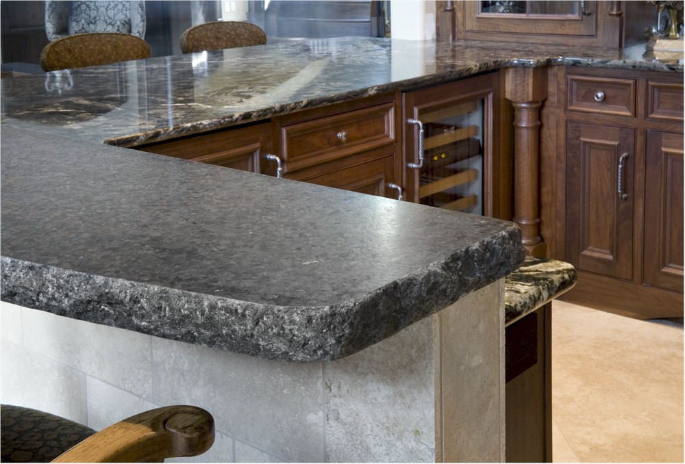 Granite Countertop Styles : Granite countertop edge styles general contractor los