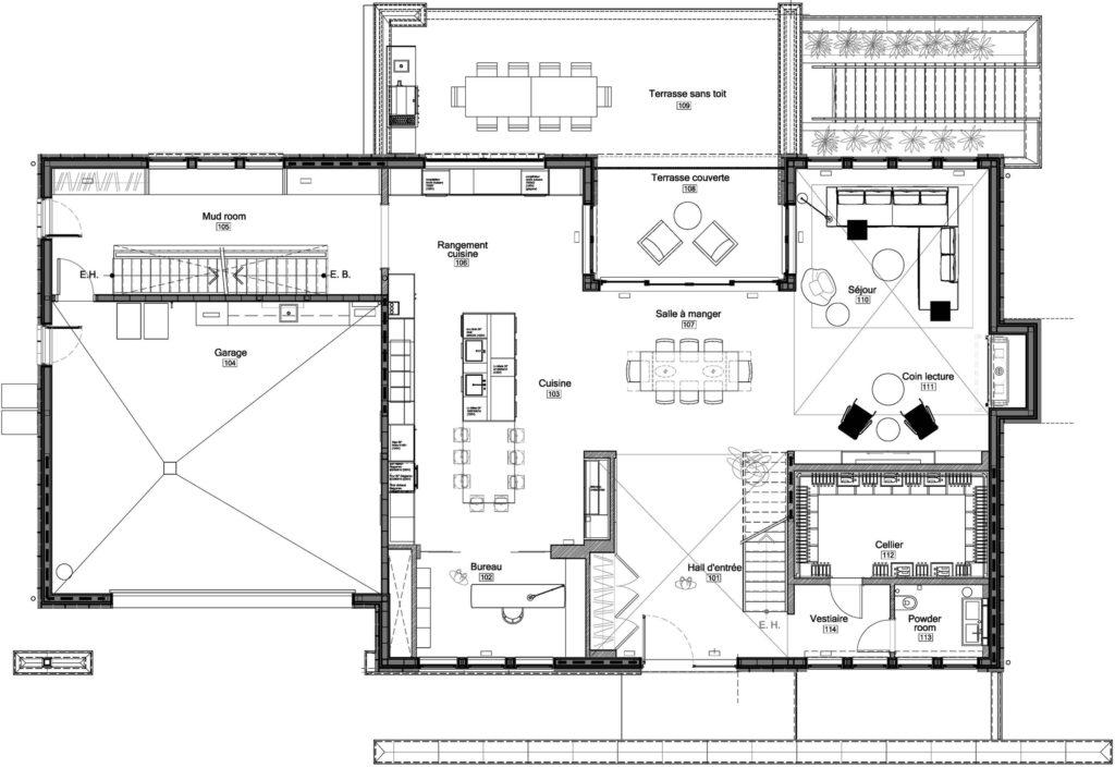 Things To Remember In Residential Floor Plans In Los