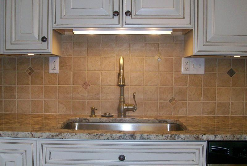 Under Cabinet Over Sink Lighting