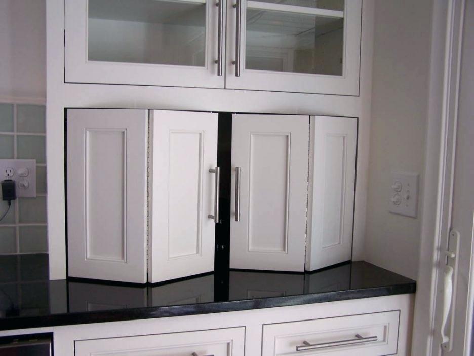 Bifold Type Of Cabinet Door General Contractor Los Angeles