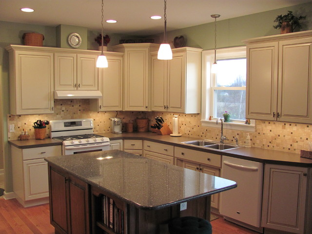 Should Your Kitchen Island Match Your Cabinets General Contractor